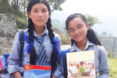 Kalika Students (2)